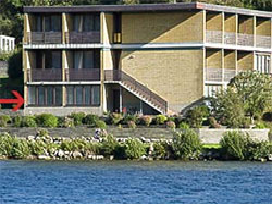 Ferielejlighed ved Hammersø