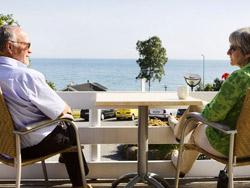 Hotels auf Bornholm. Hotel - Guide Bornholm.    -  Hotel Friheden