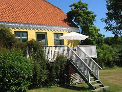 Holiday cottages bornholm  -  BODERNE FERIE