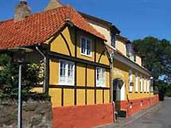 Pension Klostergården     - 1897