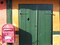 Ferien - Urlaub in der Jugendherberge auf Bornholm    -  Danhostel Svaneke