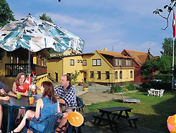 Hotels auf Bornholm. Hotel - Guide Bornholm.    -  Grethas Pension