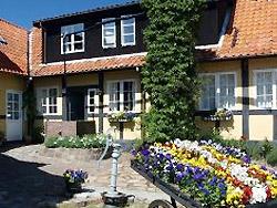 Hotels auf Bornholm. Hotel - Guide Bornholm.    -  Pension Slægtsgården