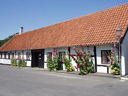 <b> overnatning Bornholm </b>    -  Strandgaarden