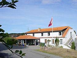 Ferien - Urlaub in der Jugendherberge auf Bornholm    - 3152