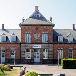 Hotels auf Bornholm. Hotel - Guide Bornholm.    -  Rønne H