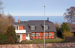 billig Ferienhaus - Ferienwohnung - Nordbornholm - Privat  -  Sommerperle