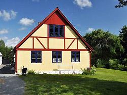 Ferienhaus - Ferienwohnung - Südbornholm    -  Dyrstensholm