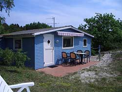 Ferienhaus - Ferienwohnung - Südbornholm    -  Strandhytten - Boderne