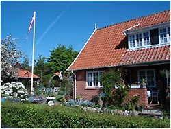Bed & Breakfast i Melsted