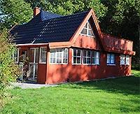 Ferienhaus, Ferienwohnung auf Westbornholm  -  Sommerhus Leopold