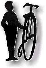 Geschäfte auf Bornholm, wie z.B.  - Cykeludlejning  Allinge