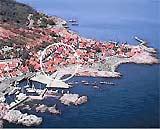 Ferien - Urlaub in der Jugendherberge auf Bornholm    - 450
