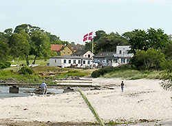 Hotel - Guide Bornholm.  - Melsted Badehotel