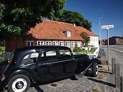 Ferienhaus, Ferienwohnung auf Westbornholm  -  Ferienwohnung Rosengården