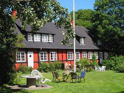 Ferienhaus - Ferienwohnung - Ostbornholm       -  Gyldensgård