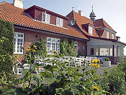 - Pension  Langebjerg